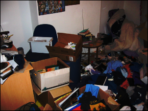 The current state of my room